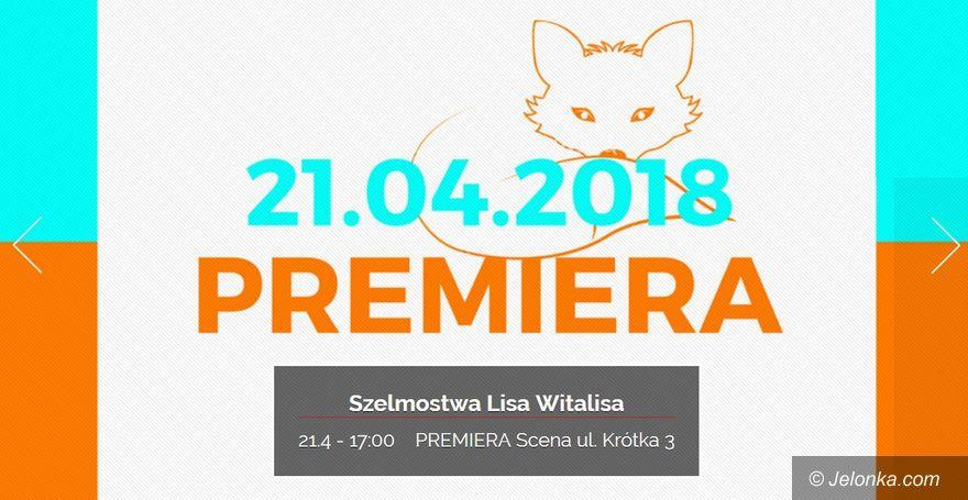 Jelenia Góra: Lisek Witalisek wkrótce na deskach