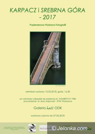 Jelenia Góra: Wernisaż wystawy fotografii w ODK