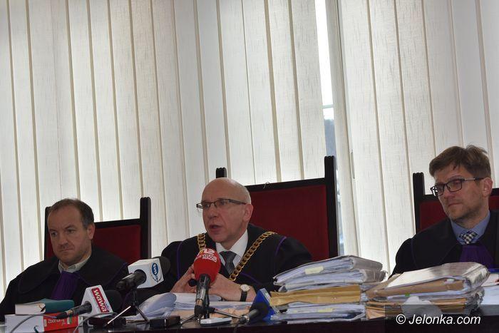 Jelenia Góra: Wyższy wyrok dla sprawcy sylwestrowej tragedii