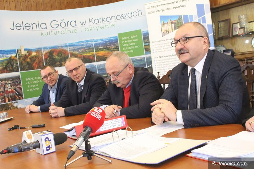 Jelenia Góra: Kolejne projekty z dofinansowaniem unijnym