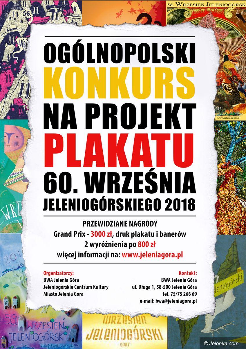Jelenia Góra: Konkurs na plakat Września Jeleniogórskiego 2018