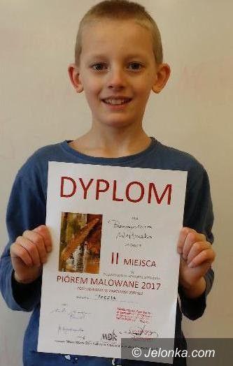 Jelenia Góra: Ogólnopolska Nagroda Literacka dla ucznia SP 7