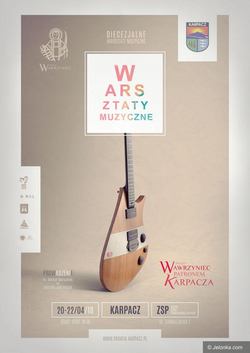 Karpacz: Diecezjalne warsztaty muzyczne pod Śnieżką