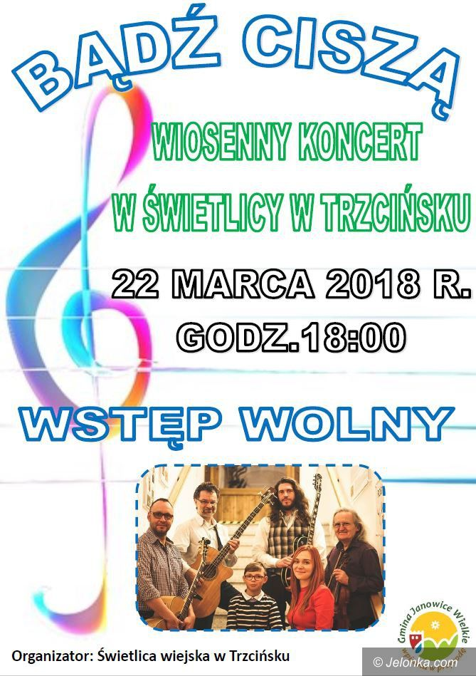"Region: Wiosenny koncert ""Bądź Ciszą"""