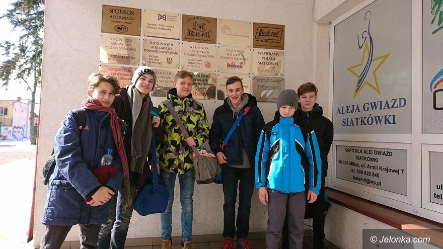 Jelenia Góra: Dobry występ w pierwszym turnieju Kinder+ Sport