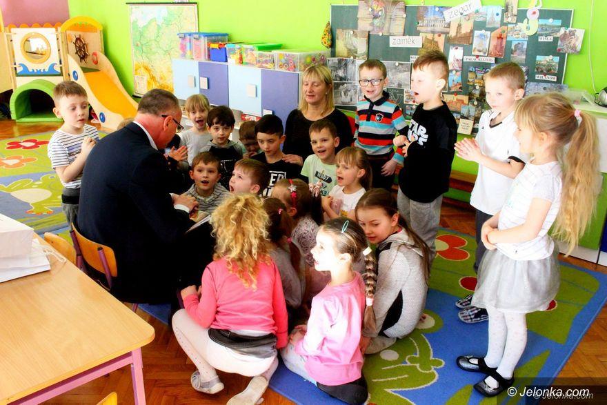 Jelenia Góra: Przedszkolaki wiedzą, że czytanie jest fajne