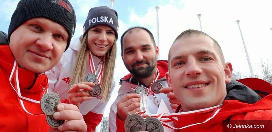 Sigulda: Cztery medale naszych saneczkarzy w MP!