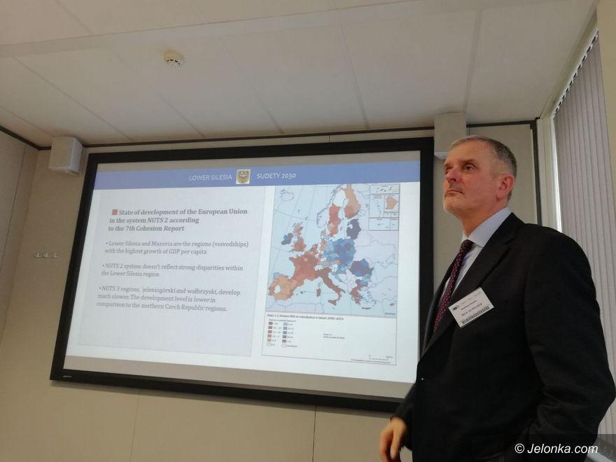 Region: Dolnośląska ofensywa w Brukseli
