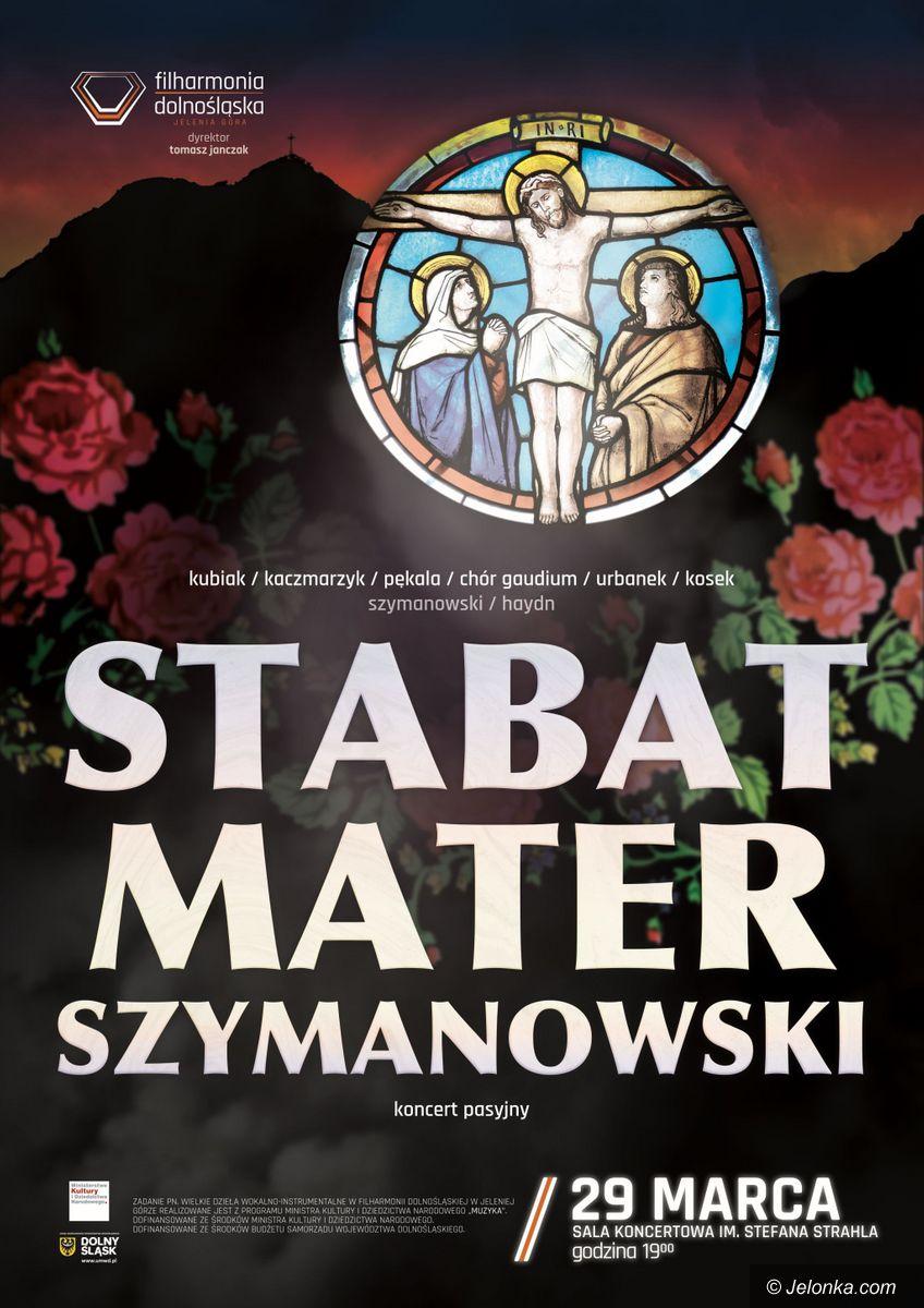 Jelenia Góra: Pasyjne dzieło Szymanowskiego w filharmonii