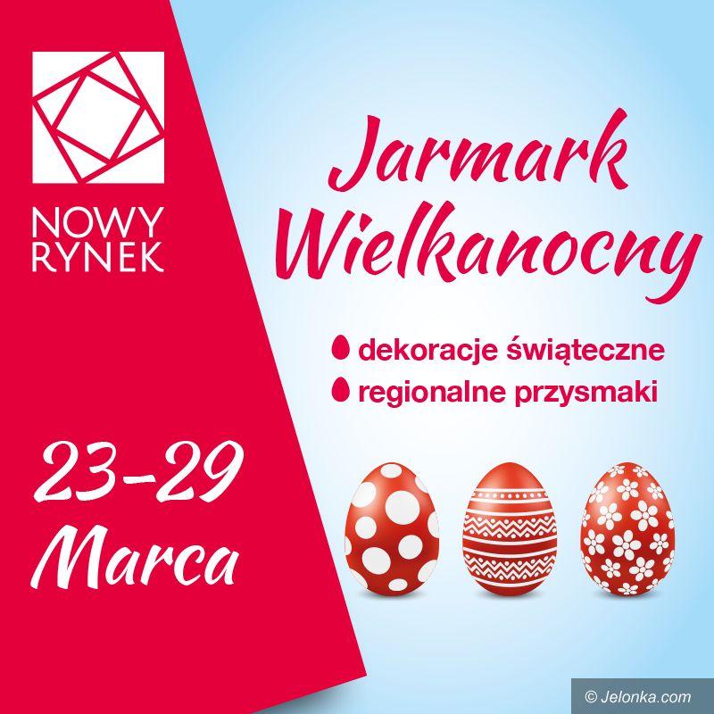 Jelenia Góra: Jarmark, malowanie jajek i pisanki w prezencie, czyli Wielkanoc w Nowym Rynku