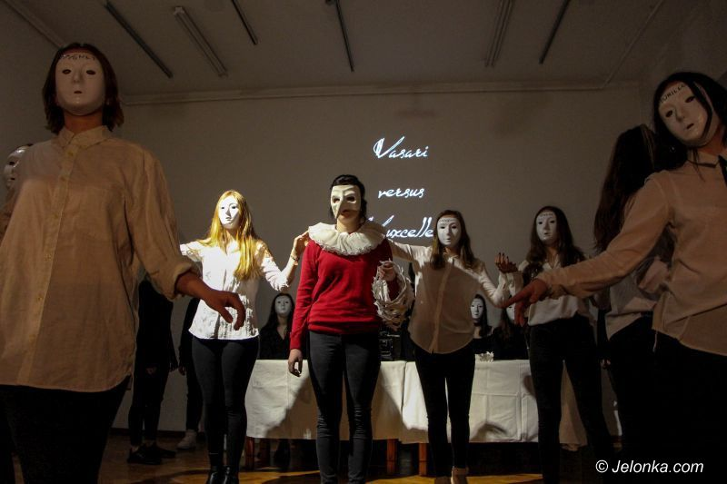 Jelenia Góra: Występ uczniów Liceum Plastycznego w BWA