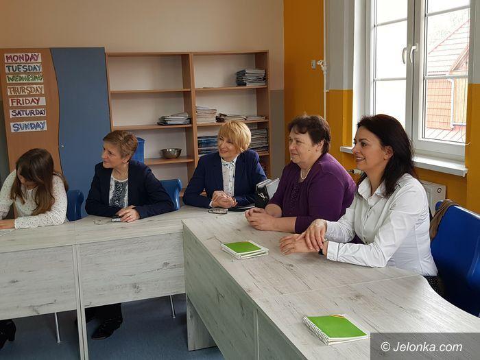 Szklarska Poręba: Nowa pracownia językowa w szkole pod Szrenicą