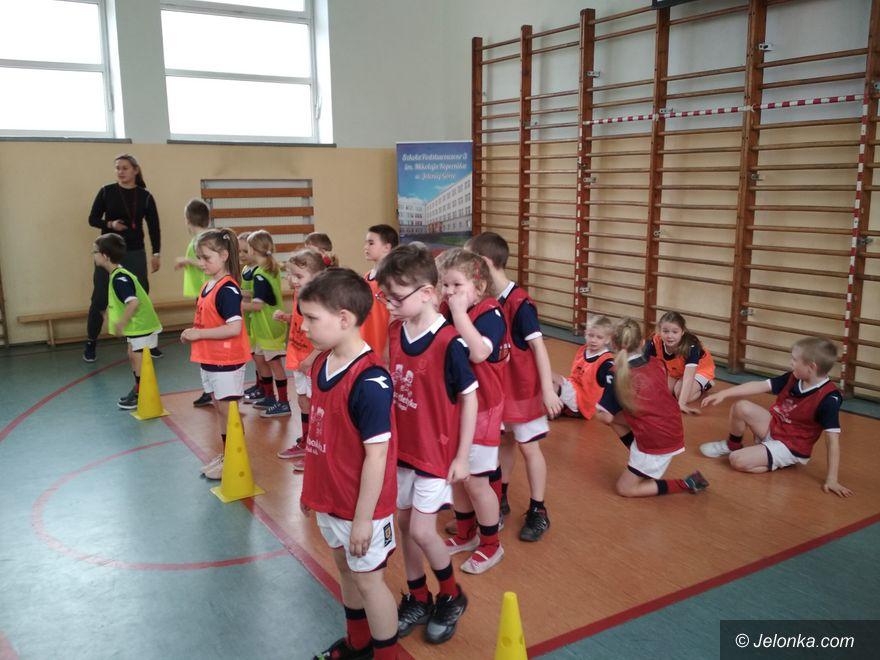 Jelenia Góra: W SP 3 na sportowo dla przedszkolaków