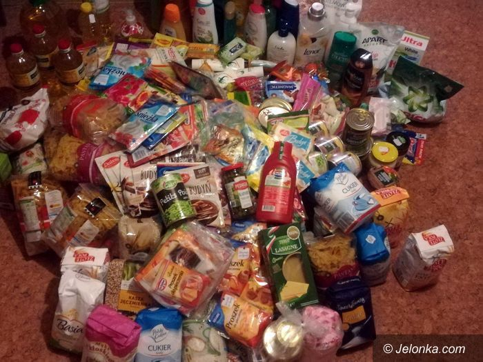 Podgórzyn: Świąteczna pomoc w Podgórzynie