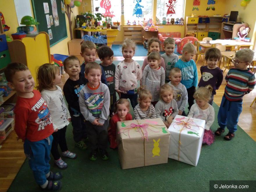 Jelenia Góra: Wielkanocne słodkości dla dzieci w Pobiednej