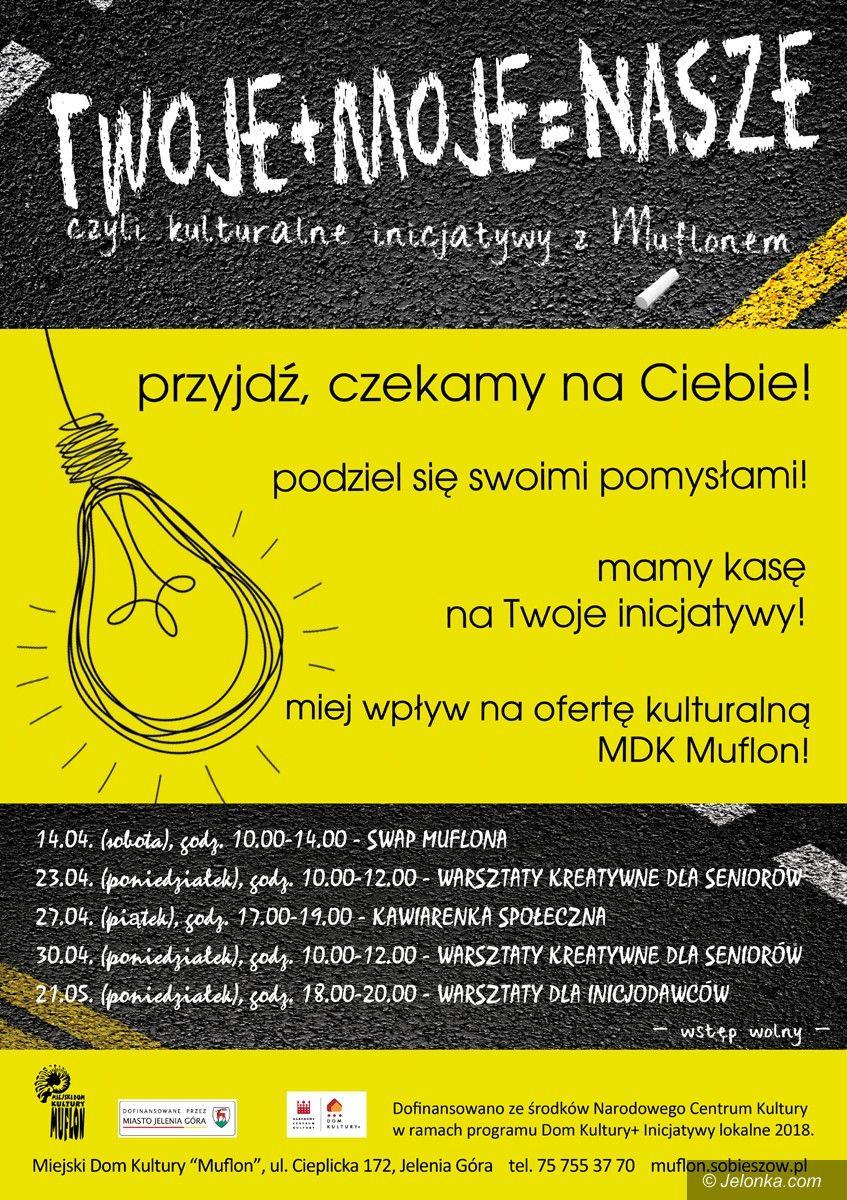 """Jelenia Góra: Swap """"Muflona"""", czyli wietrzenie szaf"""