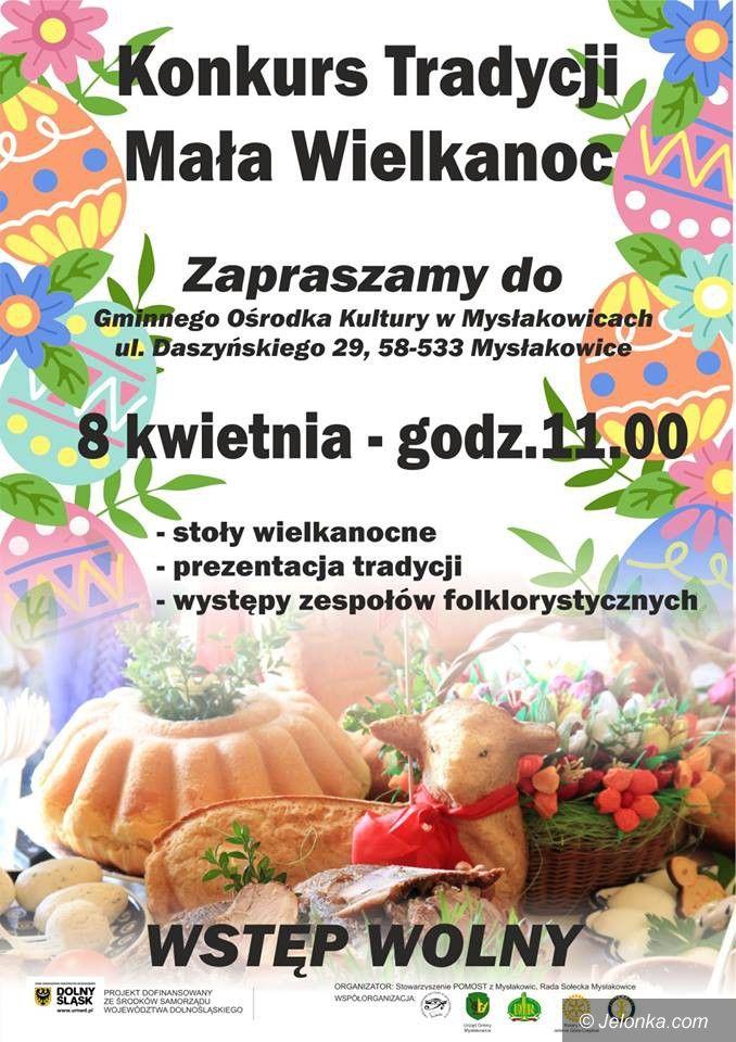 Mysłakowice: Konkurs tradycji wielkanocnych w Mysłakowicach
