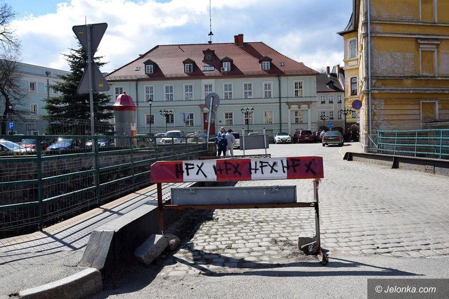 Kowary: Most na starówce do remontu
