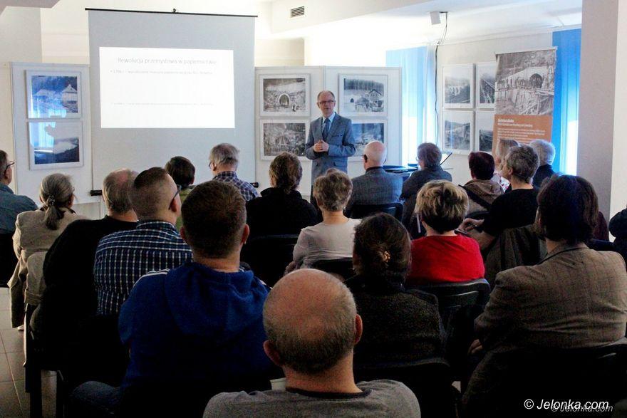 Jelenia Góra: Spore zainteresowanie historią papiernictwa