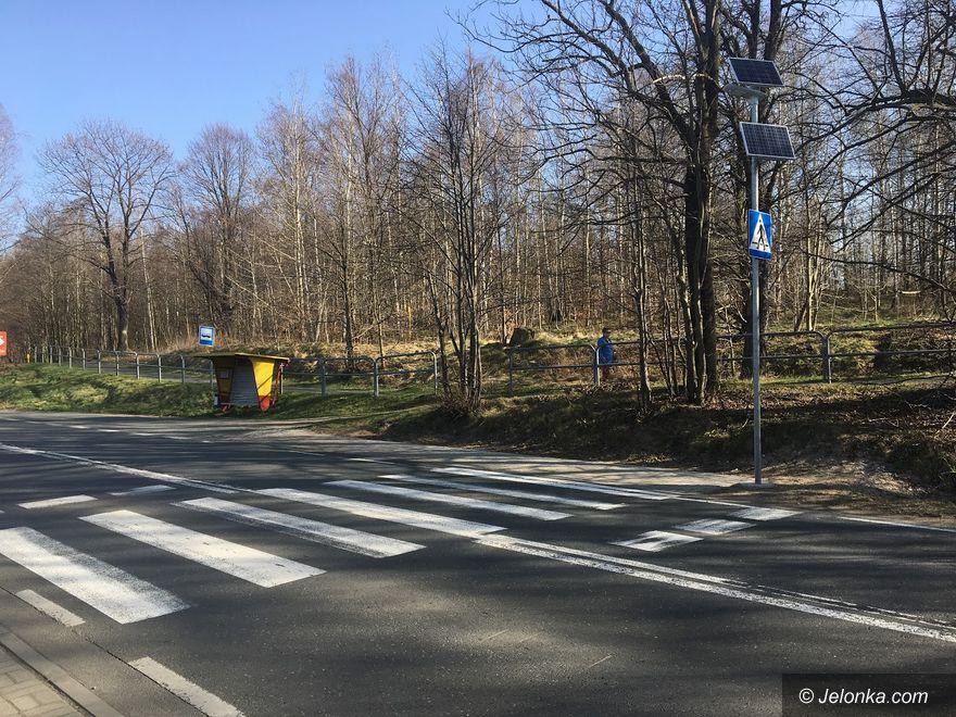 Jelenia Góra: Nowe latarnie solarne w Jeleniej Górze
