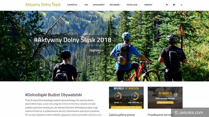 Region: Aktywny Dolny Śląsk – czas na start!