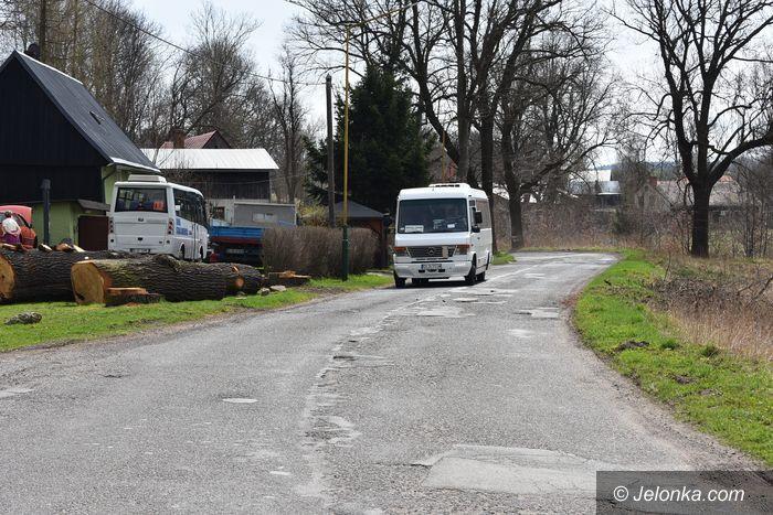 Stara Kamienica: Ruszają remonty dróg w Barcinku i Chromcu