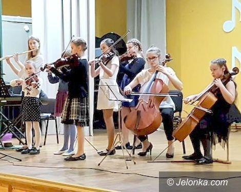 Mysłakowice: Koncert młodych muzyków w Mysłakowicach