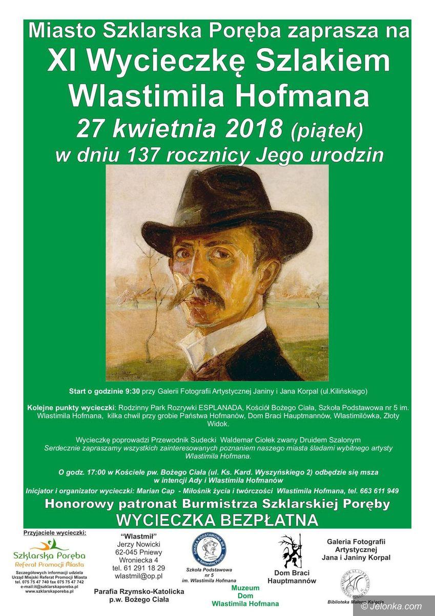 Szklarska Poręba: Wycieczka szlakiem Wlastimila Hofmana
