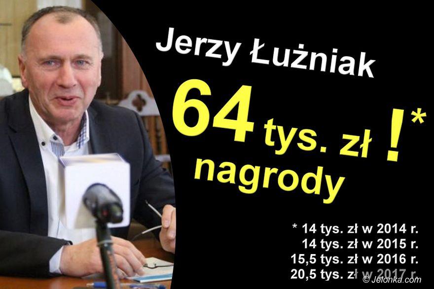 Jelenia Góra: Ujawniamy nagrody dla zastępców prezydenta i naczelników!