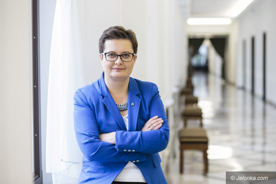 Jelenia Góra: Przewodnicząca partii .Nowoczesna w Jeleniej Górze