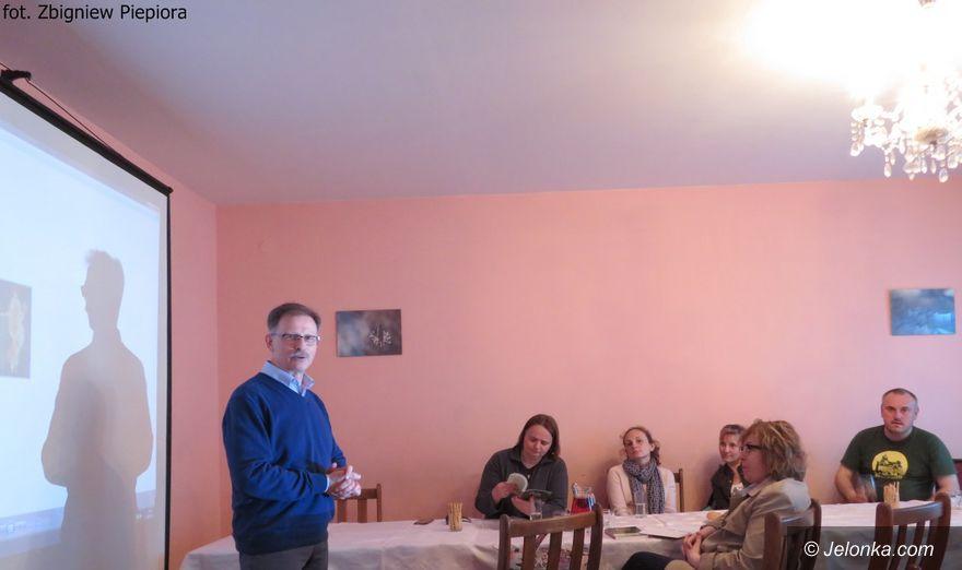 Kowary: O roślinach chronionych Sudetów w Kowarach