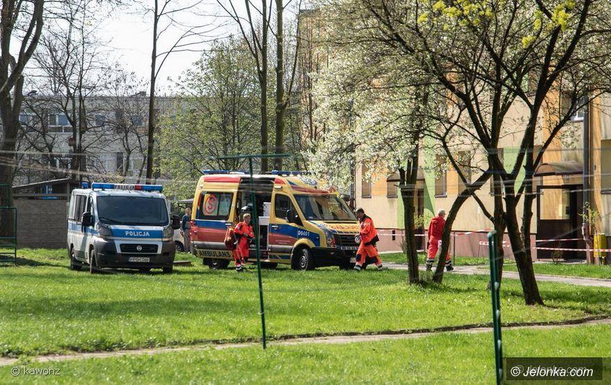 Jelenia Góra: Zgon w mieszkaniu przy Szymanowskiego