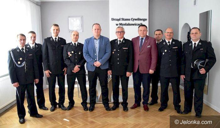 Mysłakowice: Nowe auto gaśnicze dla OSP Łomnica