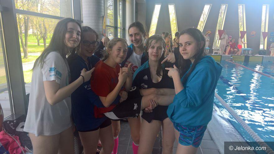 Oława: Kolejne medale pływaków Just Swim
