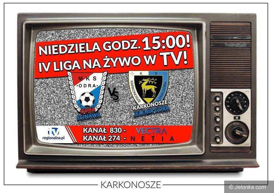 Polska: Odra – Karkonosze na żywo w telewizji!