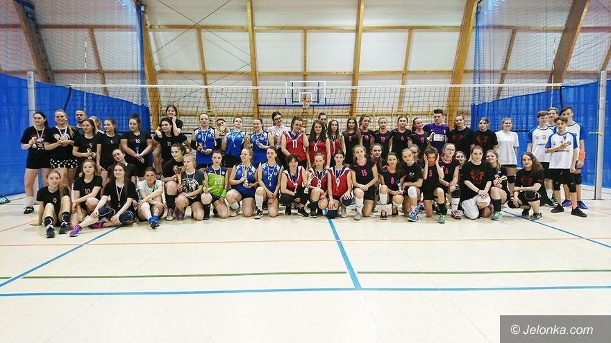 Jelenia Góra: Znamy zwycięzców Młodzieżowej Ligi Siatkówki
