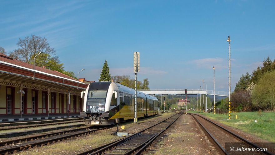 Region: Koleje Dolnośląskie pojadą do Skalnego Miasta