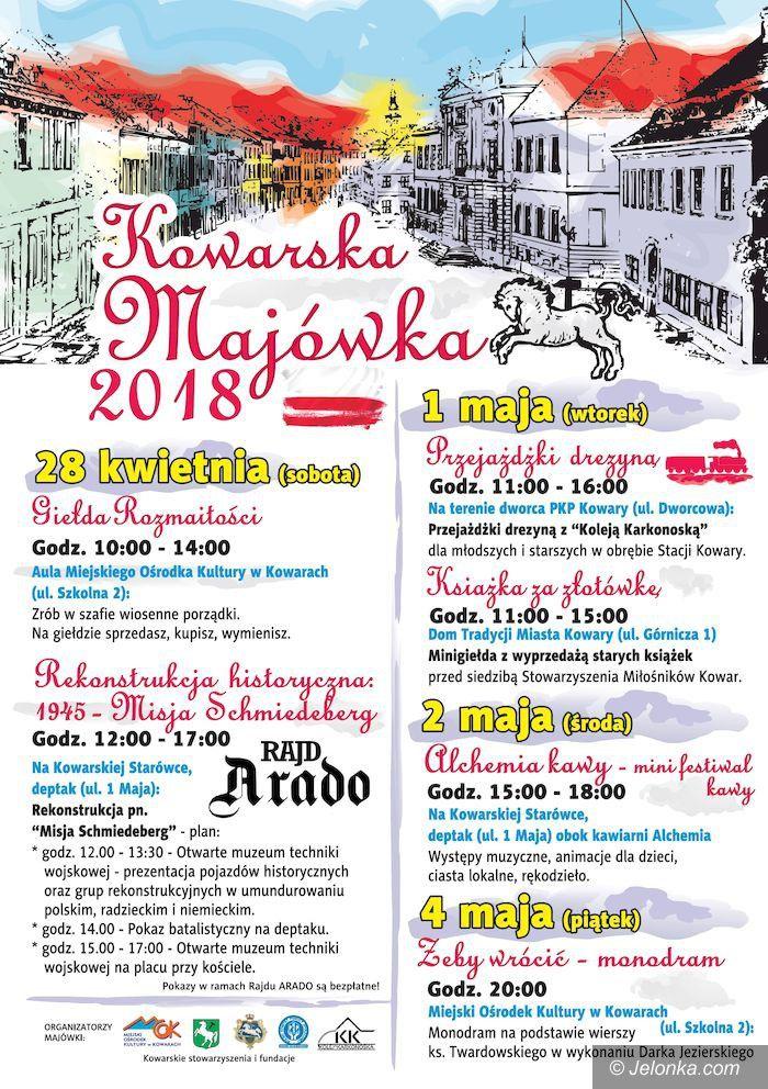 Kowary: Atrakcje na długi weekend w Kowarach