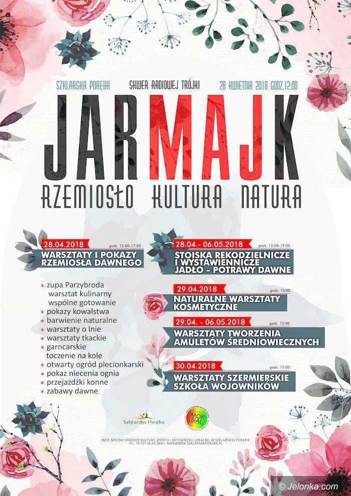 Szklarska Poręba: JarMAJk – rzemiosło, kultura, natura