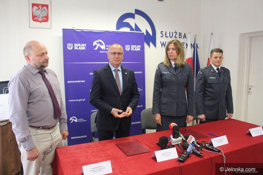 Jelenia Góra: Areszt Śledczy wspiera miejskie inicjatywy