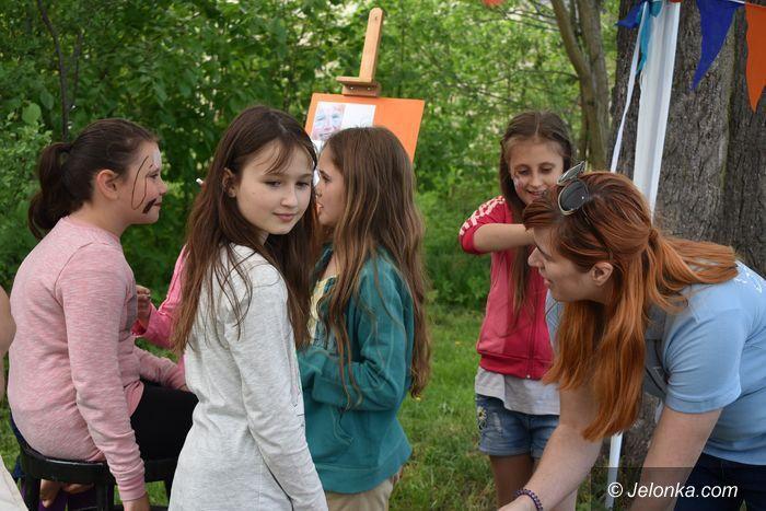 Piechowice: Pierwszomajowy piknik w Piechowicach na piątkę