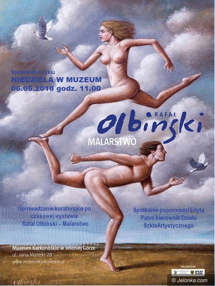 Jelenia Góra: Niedziela w muzeum z Rafałem Olbińskim