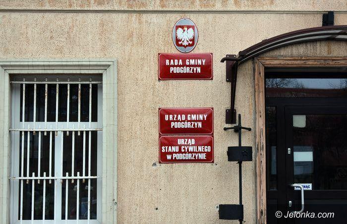 Podgórzyn: Odbudowa drogi w Przesiece