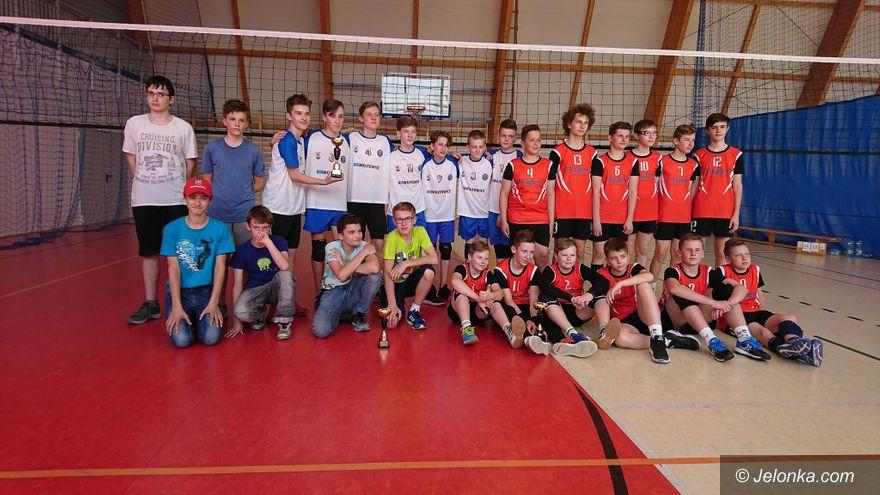 Jelenia Góra: Znamy zwycięzców Wiosennego Turnieju Siatkówki