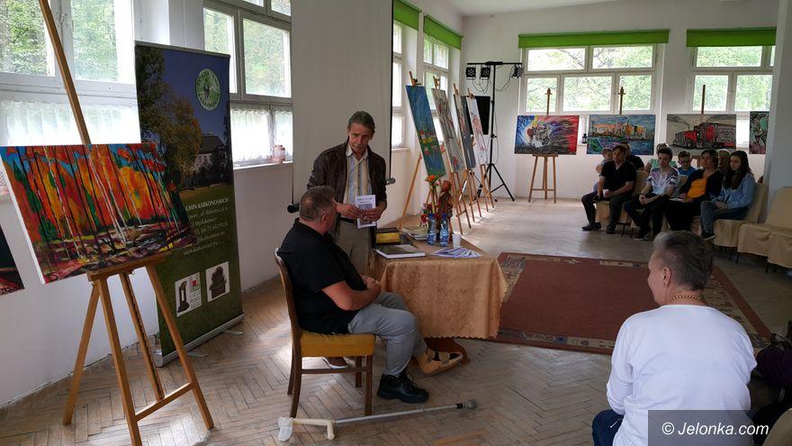 Region: Wystawa malarstwa Dariusza Tworka