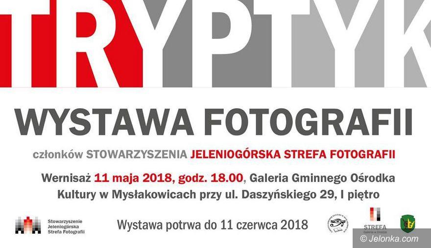 Mysłakowice: Wernisaż wystawy fotografii w GOK