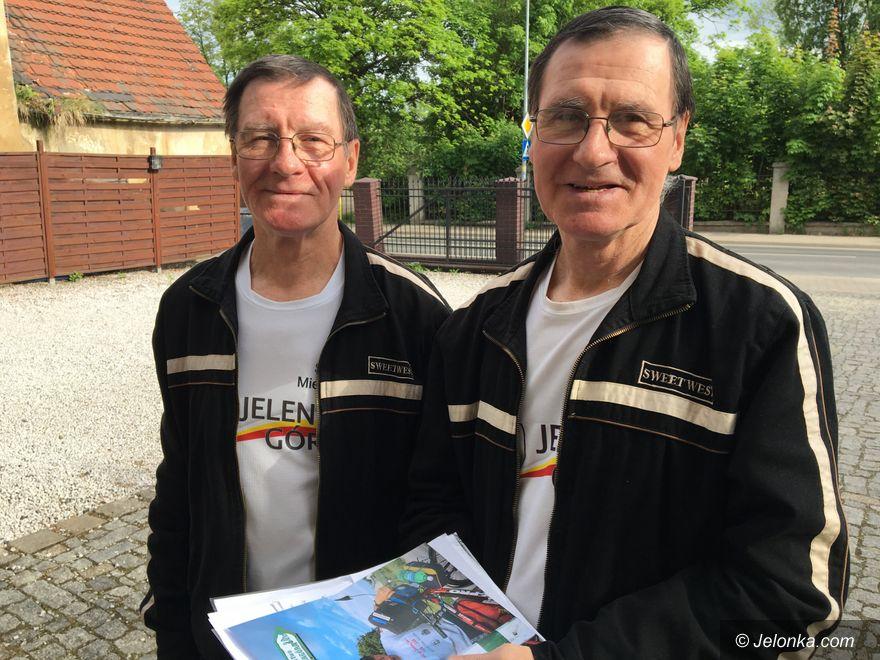 Jelenia Góra: Bliźniaki bliźniakom