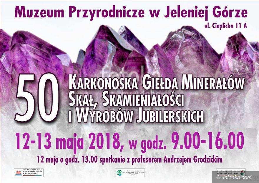 Jelenia Góra: Giełda minerałów już w ten weekend
