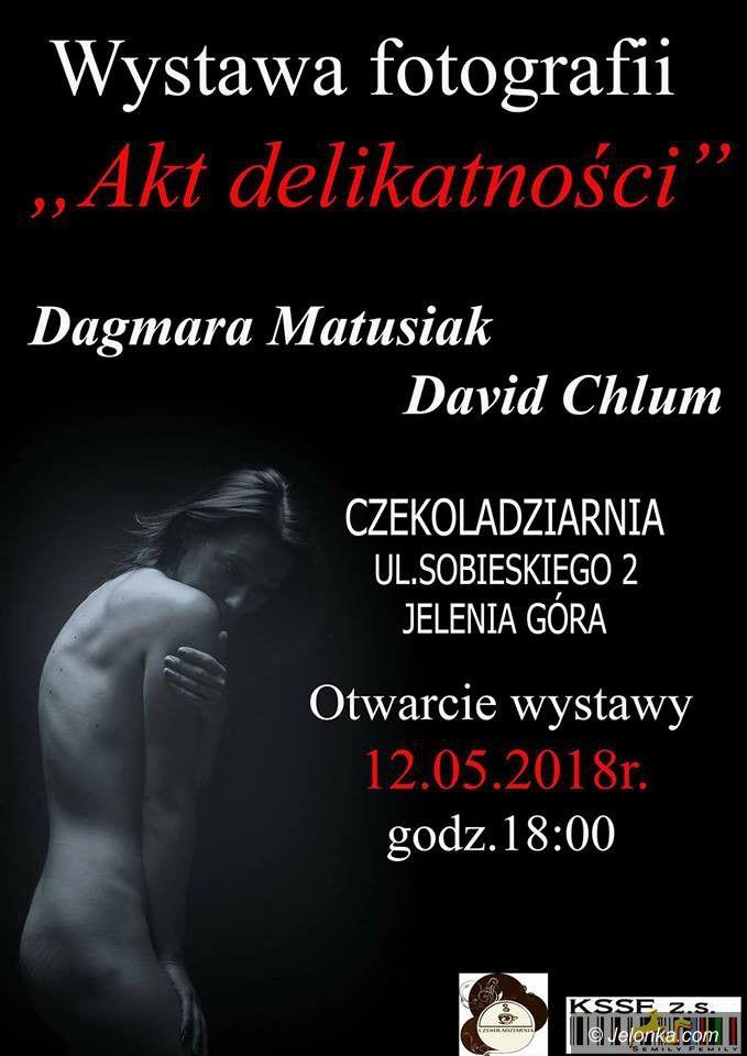 Jelenia Góra: Akt delikatności w Czekoladziarni