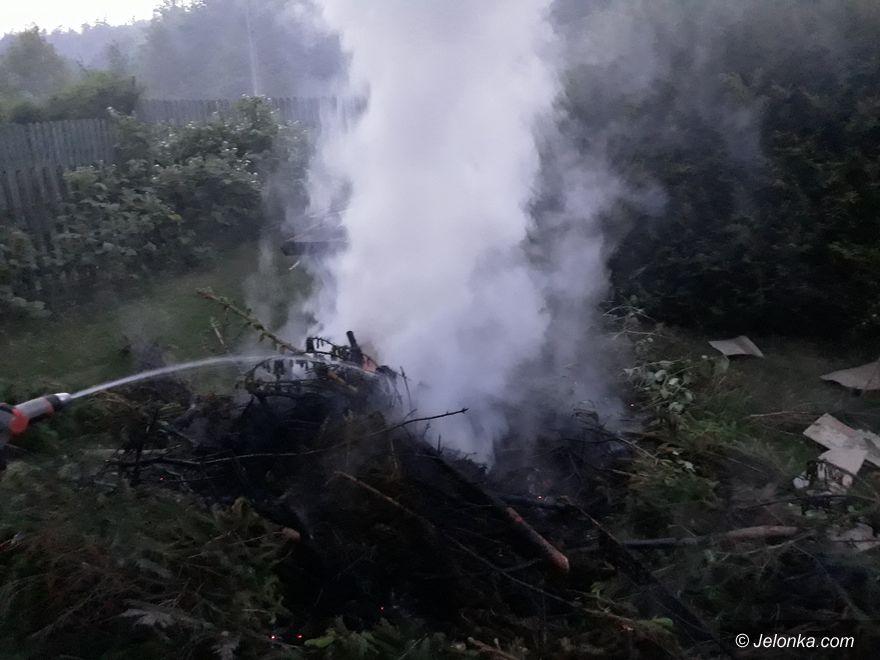 Jelenia Góra: Zadymione osiedle